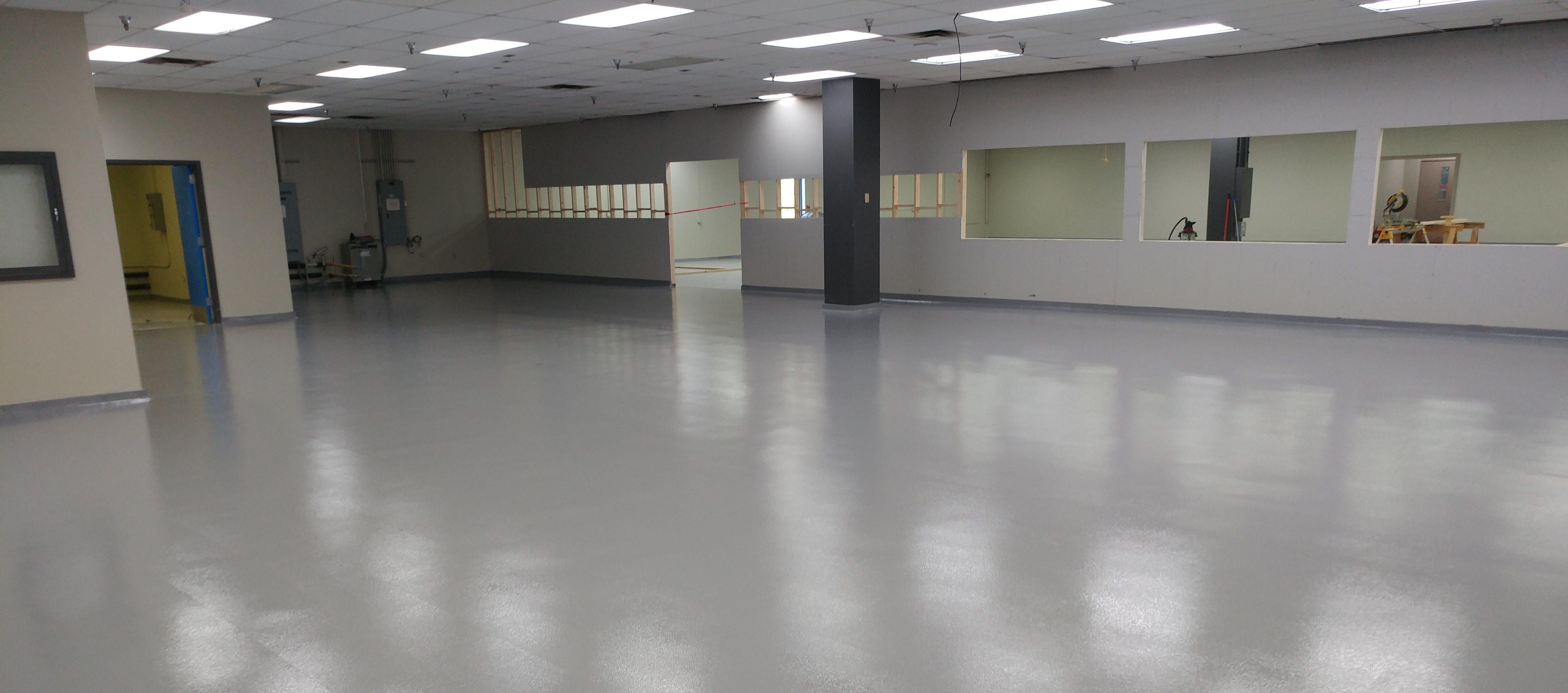 Industrial Floor Coating Services Concrete Flooring Contractors